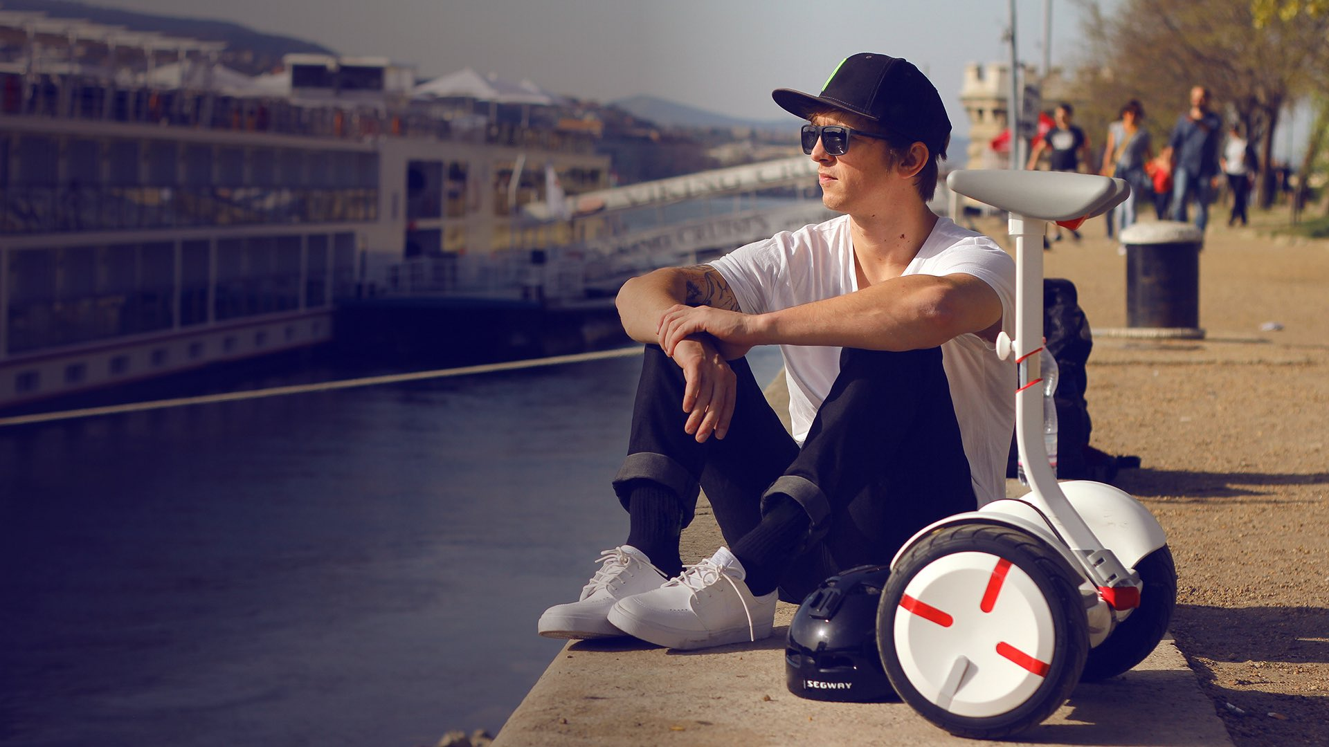 segway hoverboard ninebot minipro
