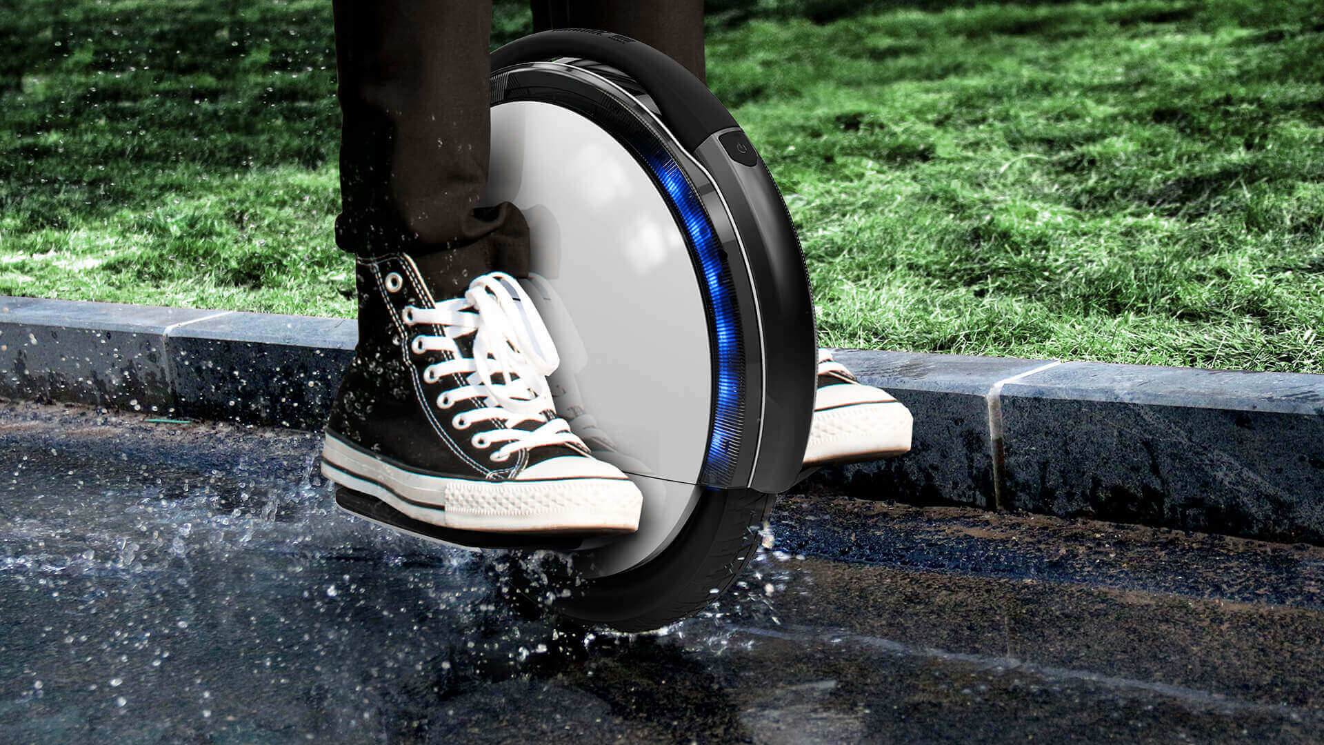 Review of Ninebot by Segway, ONE S2 - Segway Singapore